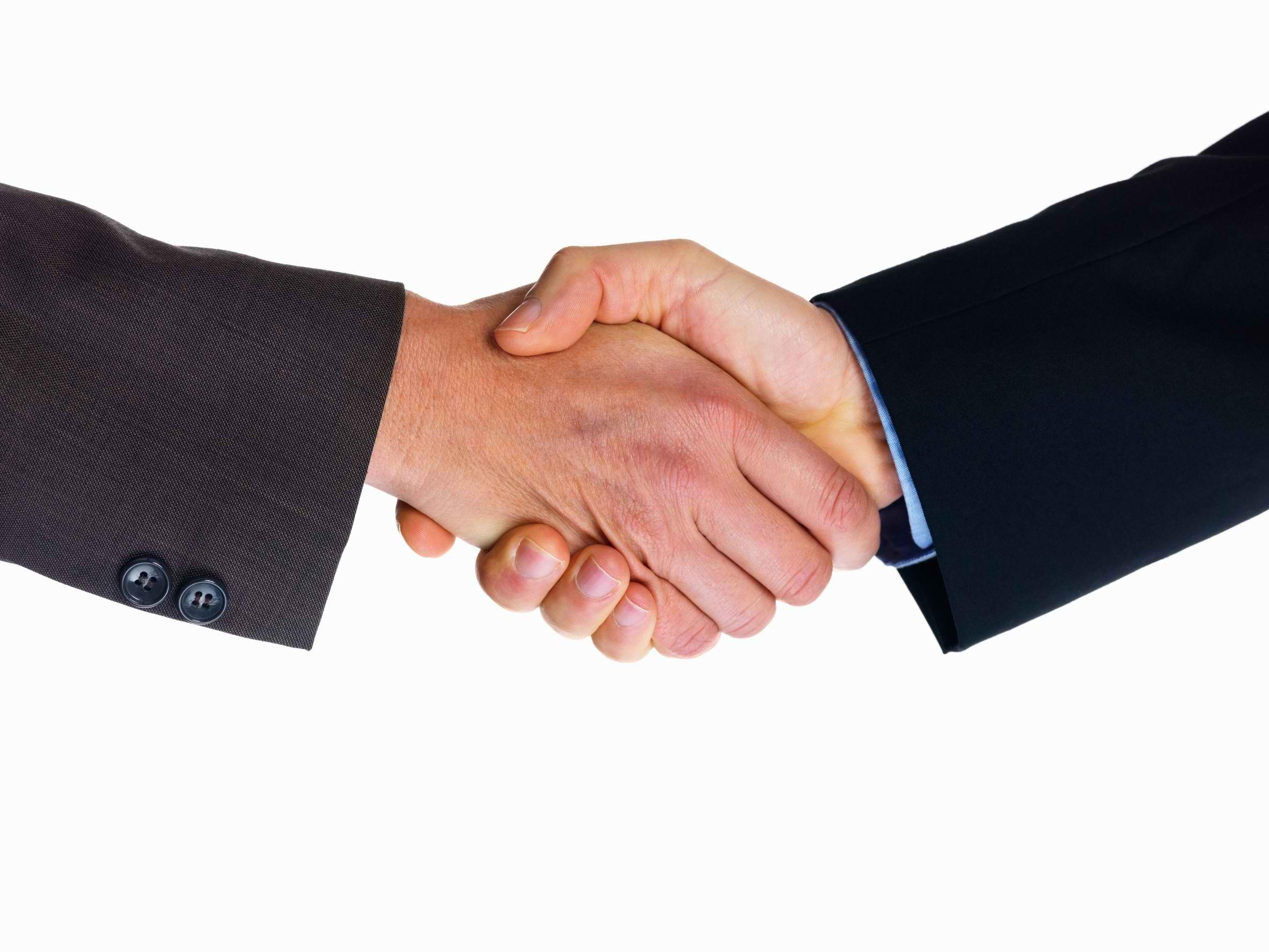 handsShaking